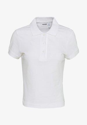 ORIA  - Poloskjorter - white
