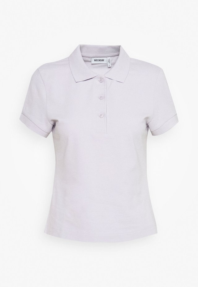 ORIA  - Polo shirt - light purple