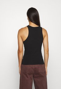 Weekday - AMOYA TANK - Top - black - 2