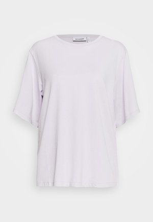 ISOTTA - T-shirt basic - light purple