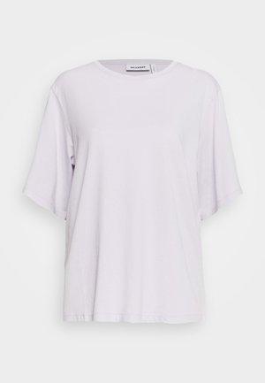 ISOTTA - T-Shirt basic - light purple