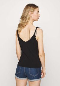 Weekday - LAVINIA SINGLET - Top - black - 2