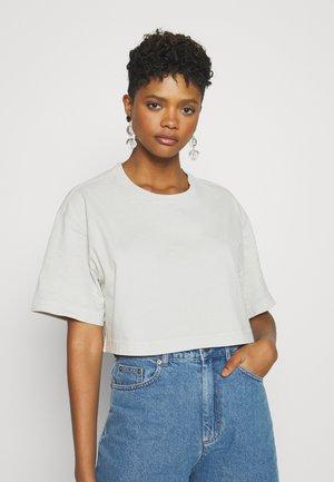 ALLY - T-Shirt basic - beige