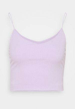 MITZI SINGLET - Top - lilac