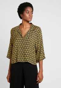 Weekday - FRANCA BLOUSE - Camicetta - multi-coloured - 0