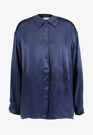 CAROL - Skjorte - blue medium dusty