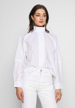 NOELLE BLOUSE - Blouse - white