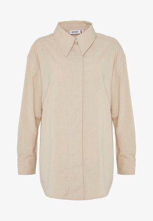 RIYA SHIRT - Bluser - medium beige