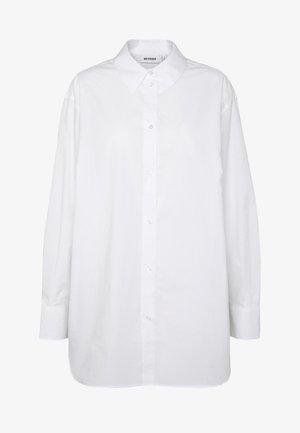 EDYN SHIRT - Camisa - white