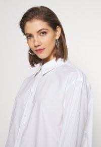 Weekday - EDYN SHIRT - Camicia - white - 3