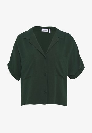 GENESIS - Camicia - dark green