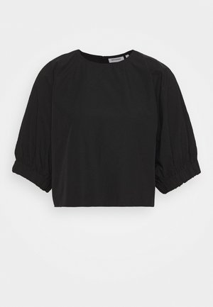 CECE BLOUSE - Blouse - black dark