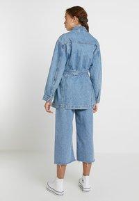 Weekday - GREAT JACKET - Veste en jean - seven blue - 2