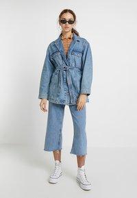 Weekday - GREAT JACKET - Veste en jean - seven blue - 1