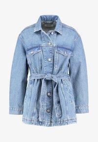Weekday - GREAT JACKET - Veste en jean - seven blue - 4