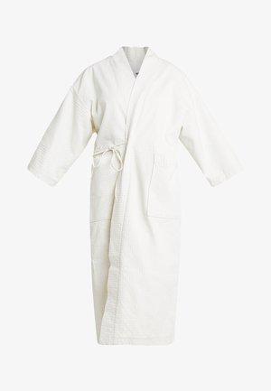 STILL COAT - Džínová bunda - white