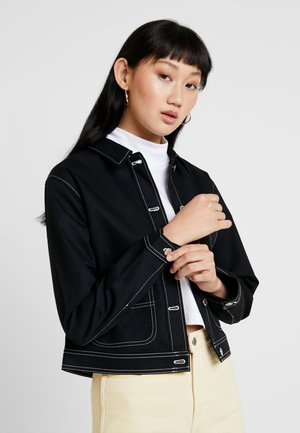 LYNN  - Lehká bunda - black