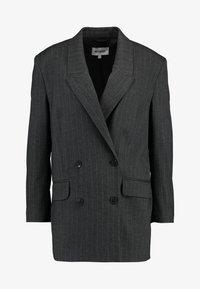 Weekday - LOUISE - Krátký kabát - grey - 5