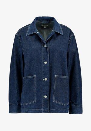 JACKET - Denim jacket - medium dusty harbor blue