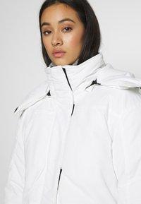 Weekday - ZIMBRA PADDED JACKET - Winter jacket - white - 5