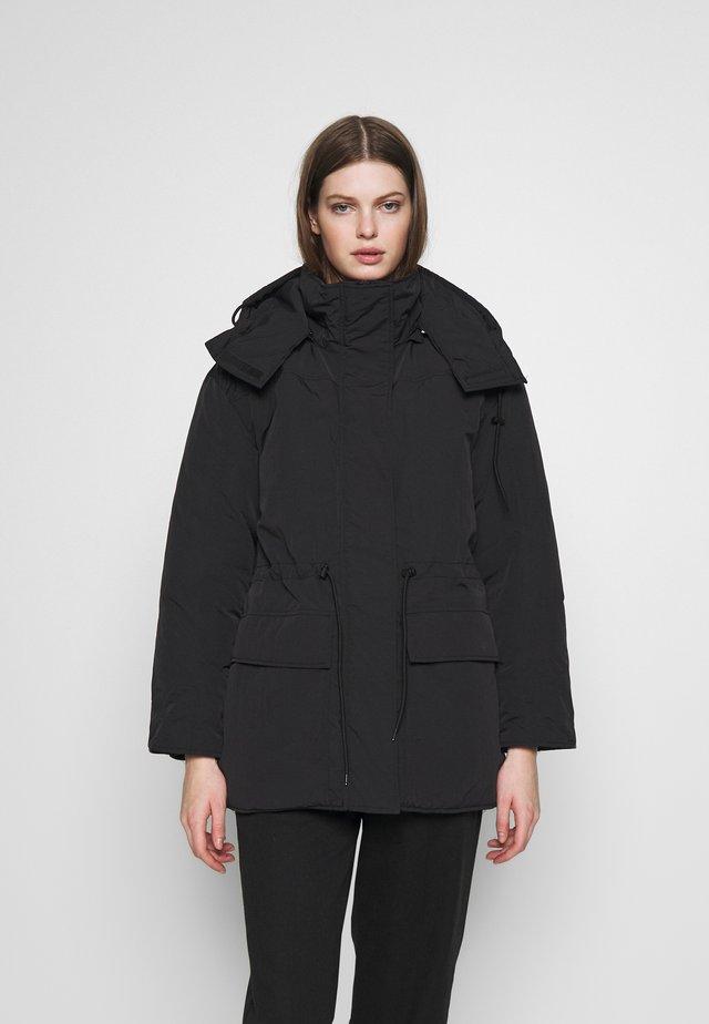 ZIMBRA PADDED JACKET - Winter jacket - black