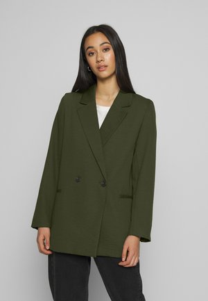 LAURA - Blazer - dark green