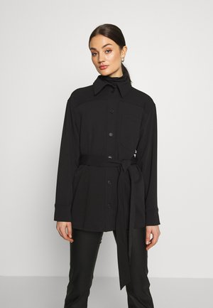 BEATRIX JACKET - Kort kåpe / frakk - black