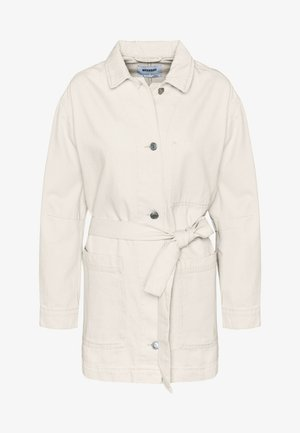 CLAY WORKER JACKET - Kort kåpe / frakk - light beige