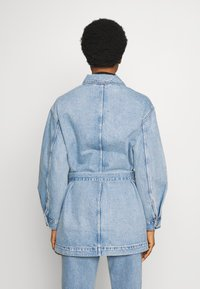 Weekday - CLAY WORKER JACKET - Manteau court - pen blue - 2