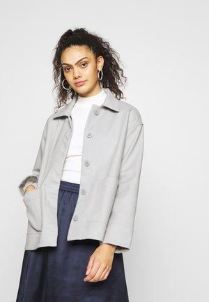 INA JACKET - Lett jakke - light grey