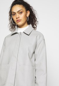 Weekday - INA JACKET - Veste légère - light grey - 4