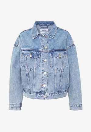 GRAND JACKET - Denim jacket - pen blue