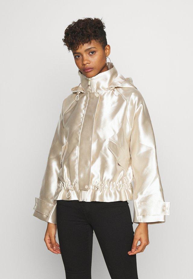 SAWYER JACKET - Summer jacket - light beige