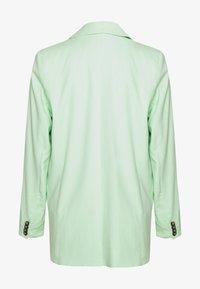 Weekday - YOKO BLAZER - Blazer - green bright - 1