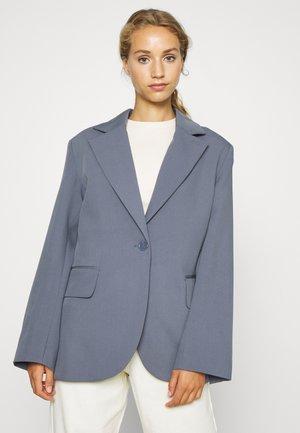 RUMI BLAZER - Short coat - grey medium dusty