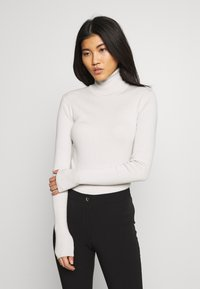 Weekday - KIRSTEN TURTLENECK - Jumper - beige - 0