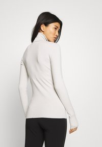 Weekday - KIRSTEN TURTLENECK - Jumper - beige - 2