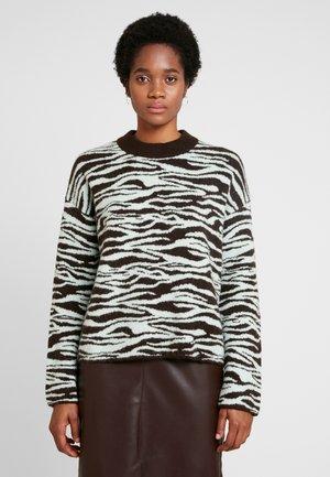 CLOE - Pullover - black
