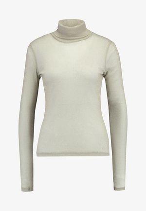 CARISSA TURTLENECK - T-shirt à manches longues - beige