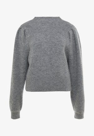 SADIE - Trui - grey melange