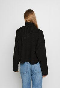 Weekday - ALISSA - Jumper - black - 2