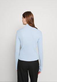 Weekday - RYAN - Cardigan - light blue - 2