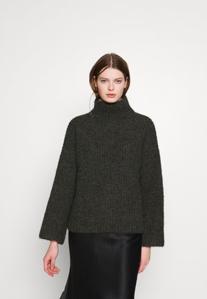 SOPHIE - Sweter - dark dusty green