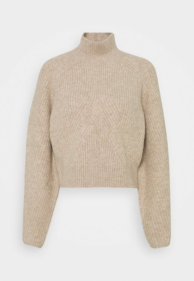 GAIA SWEATER - Jumper - grey