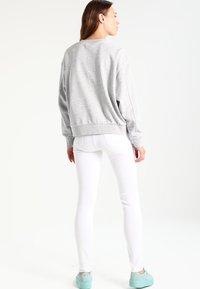 Weekday - HUGE CROPPED  - Sweatshirt - grey melange - 2