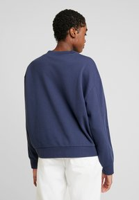 Weekday - HUGE CROPPED  - Sweatshirt - grey blue dark - 2