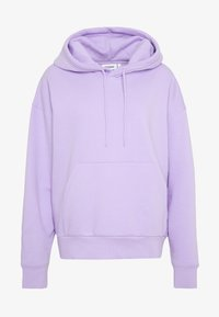 Weekday - ALISA HOODIE - Luvtröja - lilac purple light - 4