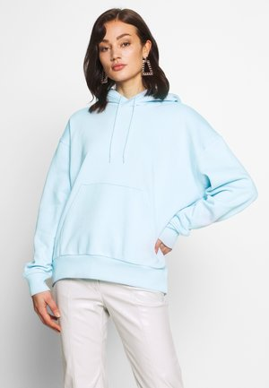ALISA HOODIE - Bluza z kapturem - blue light