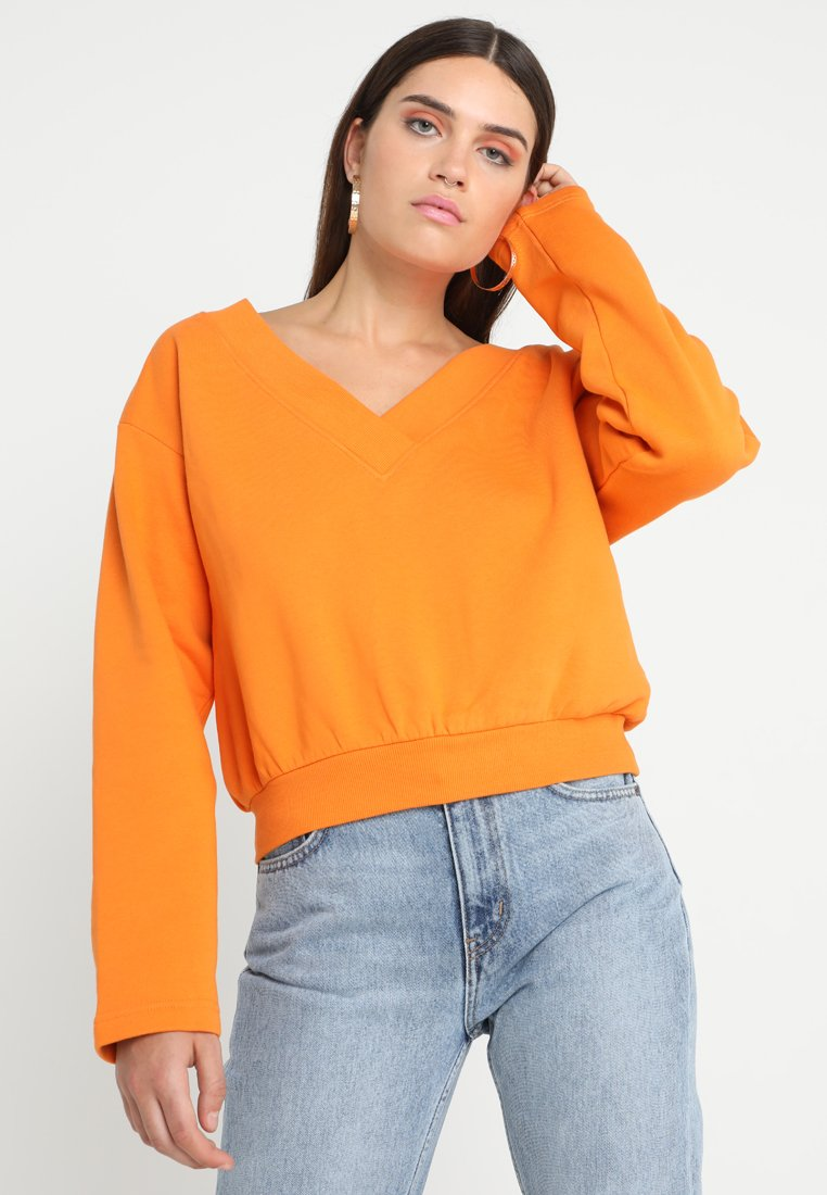 Weekday - IMMERSE - Sweatshirt - orange