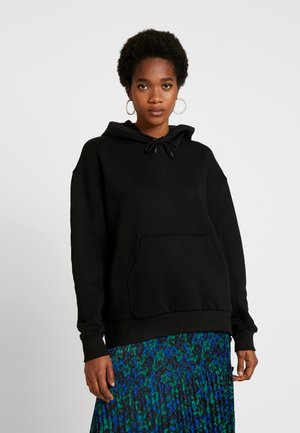 ALISA HOODED - Sweat à capuche - black